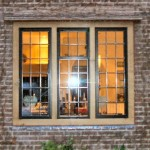European Oak frame Windows