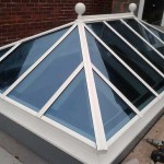 Large orangerie roof lantern