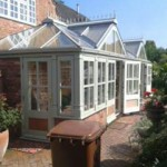 Bespoke timber conservatories
