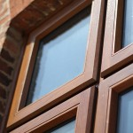 Energy efficient timber windows