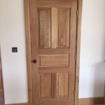 Timber Internal Door