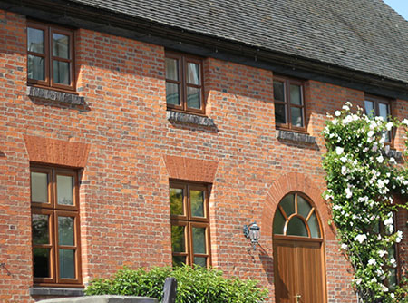 Creating bespoke timber windows for you